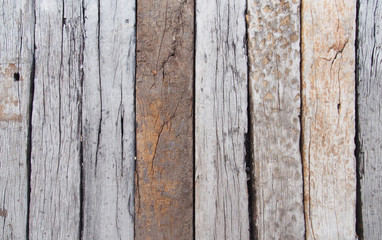 rustic timber flooring