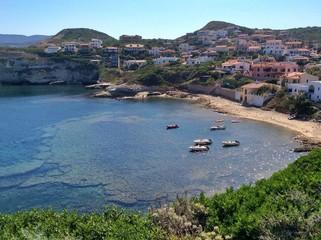 baia di Cuglieri in Sardegna