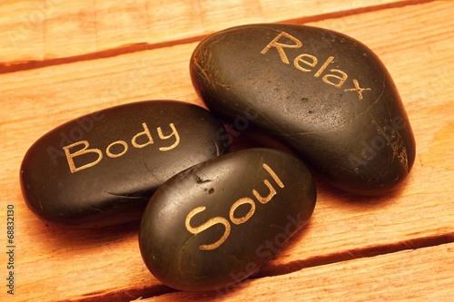 Lava stones - 68832130