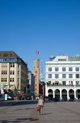 Alsterarkaden - Hamburg