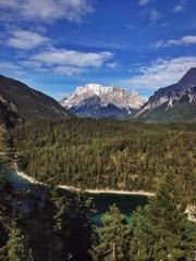 Zugspitze aussicht