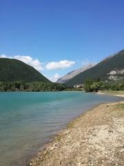 Lago di barrea Abruzzo