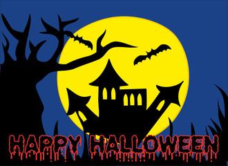 Halloween Holiday Castle