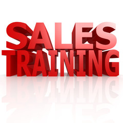 Sales training word
