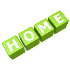 Home green puzzle