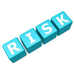 Risk blue puzzle