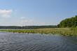 canvas print picture - Mecklenburger Seenplatte