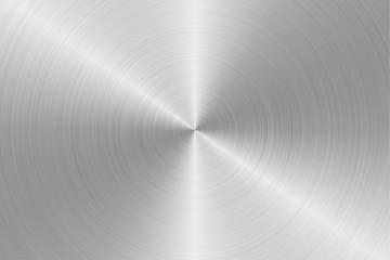 Circular Metal Surfaces Texture Backgrounds, Texture 10