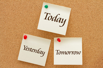 Yesterday, Today and Tomorrow