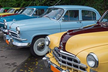 Cars retro