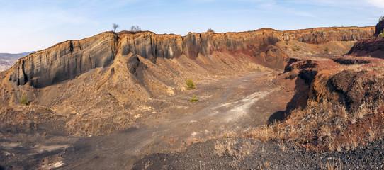Extinct Volcano in Racos
