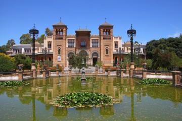 Le Pavillon Mudéjar, Séville