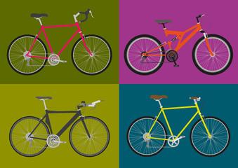 4 Types of Bike
