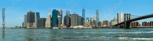 Staande foto New York City Manhattan