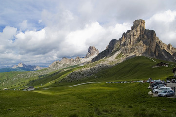 Passo Giau, Cortina d'Ampezzo