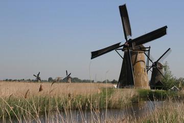 Dutch Windmill, Kinderdijk UNESCO site