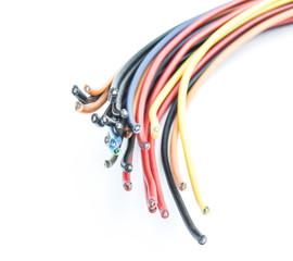 обрезанный электрический провод