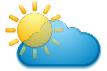 Sun & Cloud