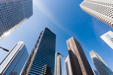 新宿高層ビル街