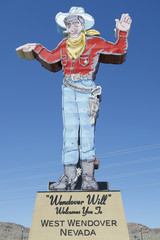 Wendover Will Welcome Cowboy