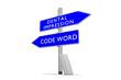 Постер, плакат: Code Word Dental Impression