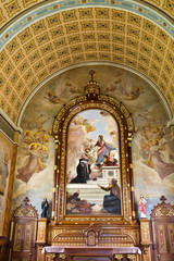 New Norcia Boys College Chapel