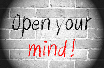 Open your mind !