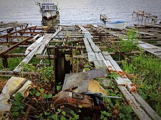 Abandoned Port