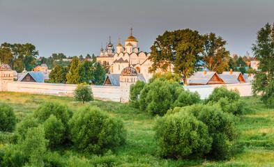 Pokrovsky Monastery in Suzdal