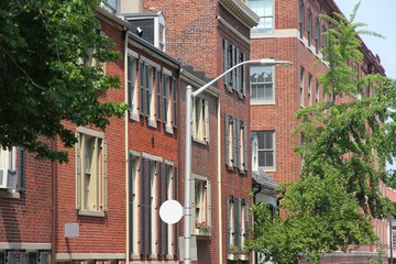 Baltimore - Mt Vernon Historic District, USA