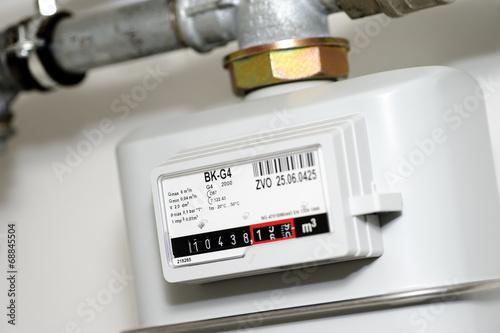 Gaszähler - 68845504