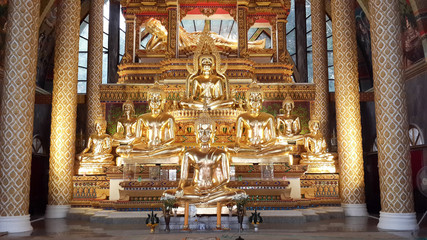 buddha monk