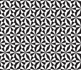 Seamless Geometric Pattern Texture Background