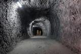 Salt mine from Praid, Romania
