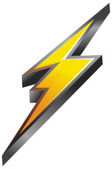 Lightning Bolt - Illustration