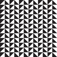 Seamless Geometric Triangle Pattern Texture
