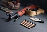rifle 7.62 ammo munition