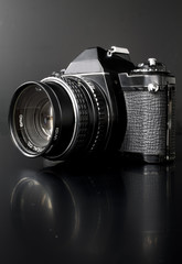 old foto camera