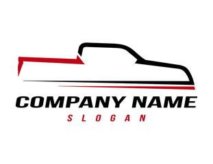 Sport truck logo