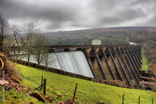 wimbleball lake dam