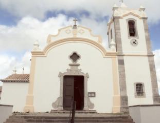 Church in Vila do Bispo, Algarve, Portugal