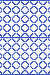 pattern with tiles