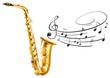 Saxophone - 68858556