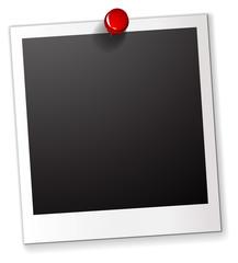 An empty frame