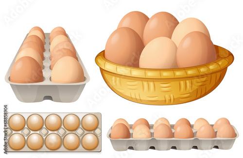 Eggs - 68858904