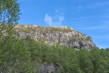 Beautiful Norway scenery