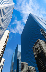 Tall Corporate Buildings