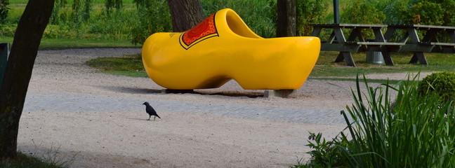 Netherland shoe