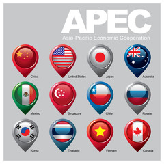 Members of the APEC - Part ONE