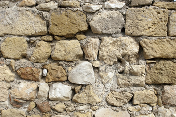 Old Stone Wall Surfaces Texture Backgrounds, Texture 15